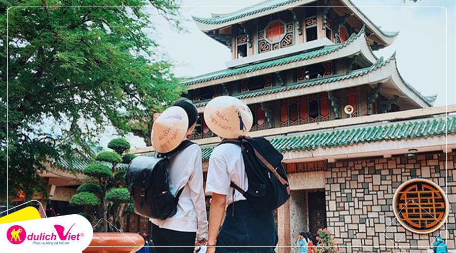 Du lịch Châu Đốc - Vía Bà Chúa Xứ - Hà Tiên - Cần Thơ 4 Ngày 3 Đêm khởi hành từ Sài Gòn 2020