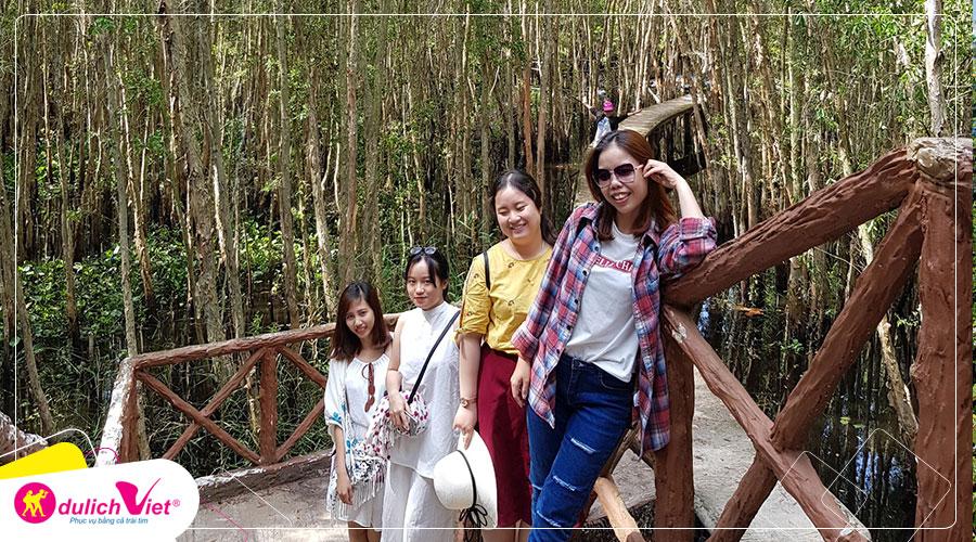 Tour Miền Tây - Khám phá con đường xuyên rừng tràm đẹp nhất Việt Nam