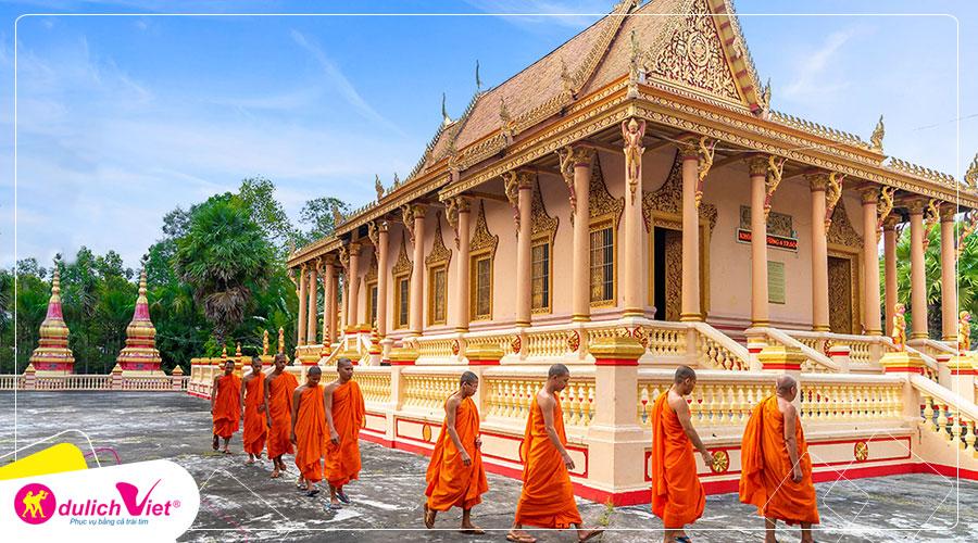 Du lịch Hè Sóc Trăng - Bạc Liêu - Cà Mau 2 ngày 2 đêm xuất phát từ Sài Gòn 2018