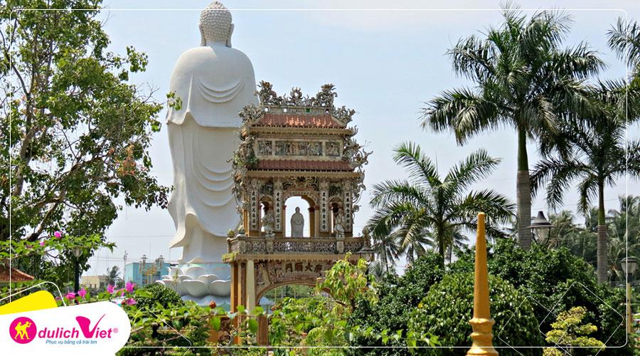 Du lịch Miền Tây Tết Canh Tý 2020 - Tiền Giang - Châu Đốc 3N2Đ từ Sài Gòn