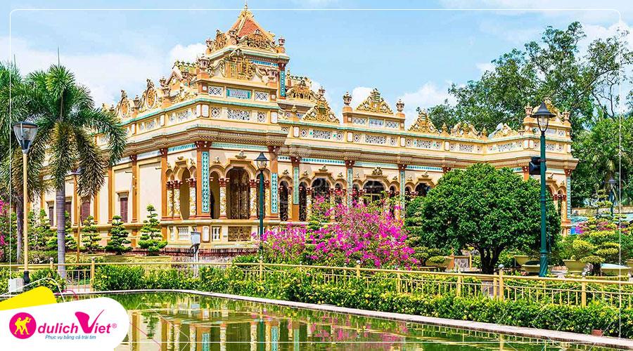 Du lịch Miền Tây Tết Dương Lịch - Tour tát mương bắt cá 1 ngày từ Sài Gòn