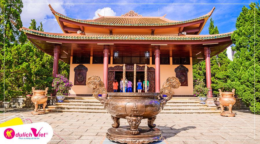 Du lịch Miền Trung - Nha Trang - Đà Lạt mùa Thu 5 ngày khởi hành từ Sài Gòn