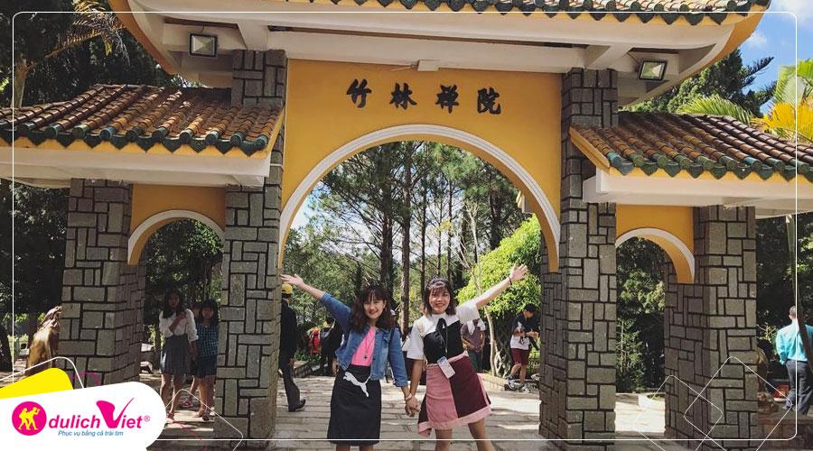 Du lịch Đà Lạt - Hoa Sơn Điền Trang - Trang trại rau và hoa từ Sài Gòn