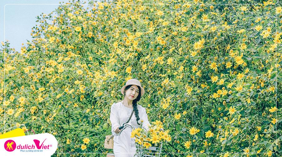Du lịch Đà Lạt tham quan trang trại rau và hoa mùa Thu 3 ngày từ Sài Gòn