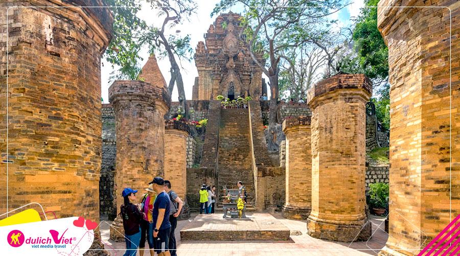 Tour du lịch Nha Trang mùa Thu 4 ngày 3 đêm từ Sài Gòn