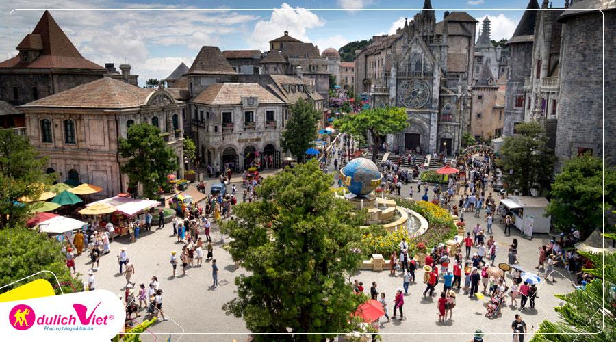 Du lịch Miền Trung - Huế - Đà Nẵng - Hội An - Huế mùa Thu 3 ngày từ Sài Gòn