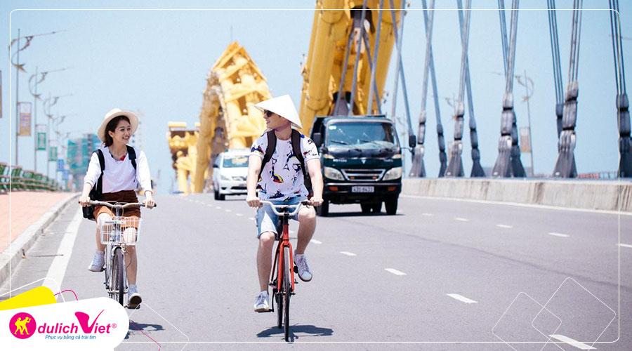 Du lịch Miền Trung - Đà Nẵng - Hội An - Huế dịp Hè 3 ngày xuất phát từ Sài Gòn
