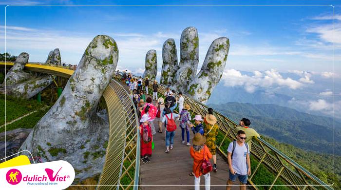 Du lịch Hè - Tour Đà Nẵng - Huế - Thánh Địa La Vang - Động Thiên Đường từ Sài Gòn