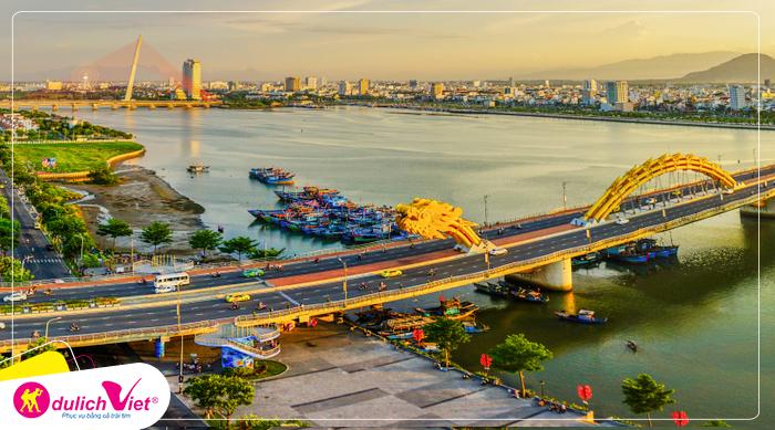 Du lịch Hè - Tour Du lịch Đà Nẵng - Huế - Thánh Địa La Vang - Động Thiên Đường từ Sài Gòn