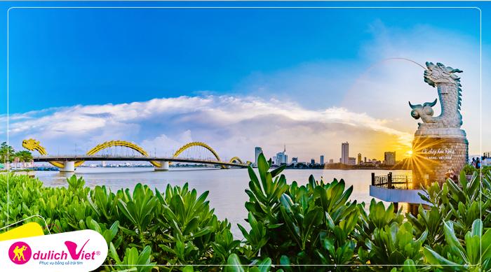 Du lịch Đà Nẵng - Bà Nà -  Hội An - Huế - Thánh Địa La Vang - Động Phong Nha từ Sài Gòn 2021