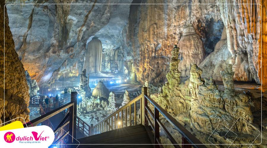 Du lịch Miền Trung - Đà Nẵng - Hội An - Động Thiên Đường 5 ngày khởi hành từ Sài Gòn