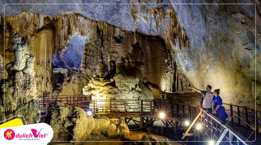Du lịch Miền Trung - Tour Đà Nẵng - Động Thiên Đường Tết Nguyên Đán 2020 từ Sài Gòn