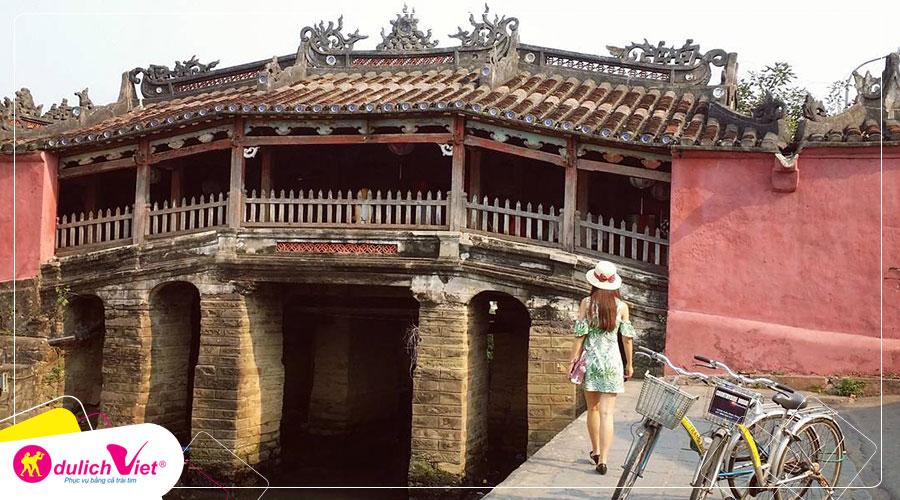 Du lịch Miền Trung - Đà Nẵng - Hội An 3 ngày dịp Tết Dương Lịch 2020 khởi hành từ Sài Gòn
