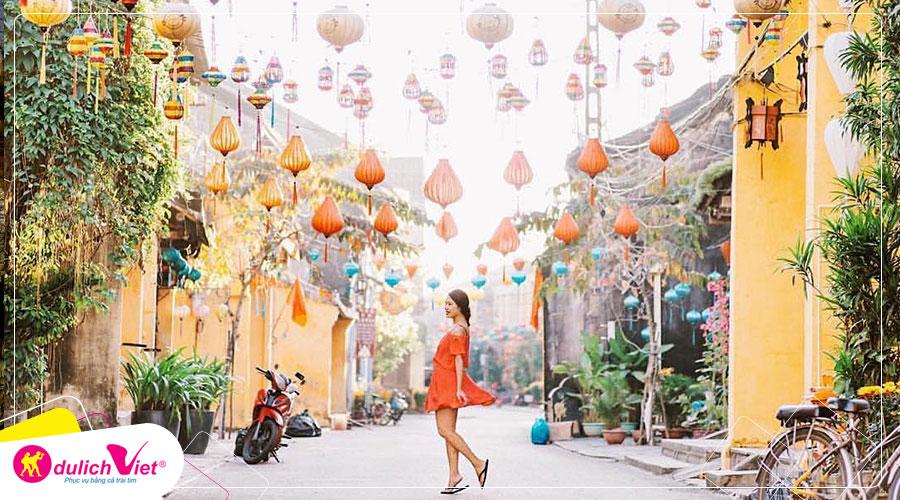 Du lịch Miền Trung - Hội An - Đà Nẵng - Sơn Trà mùa Thu 3 ngày từ Sài Gòn