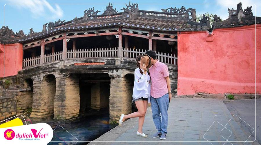 Du lịch Miền Trung - Hồ Truồi - Bạch Mã - xem pháo hoa Đà Nẵng 4 ngày từ Sài Gòn