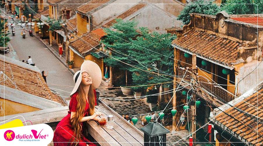 Du lịch Miền Trung - Đà Nẵng - Hội An - Huế - Động Thiên Đường 4 ngày xuất phát từ Sài Gòn