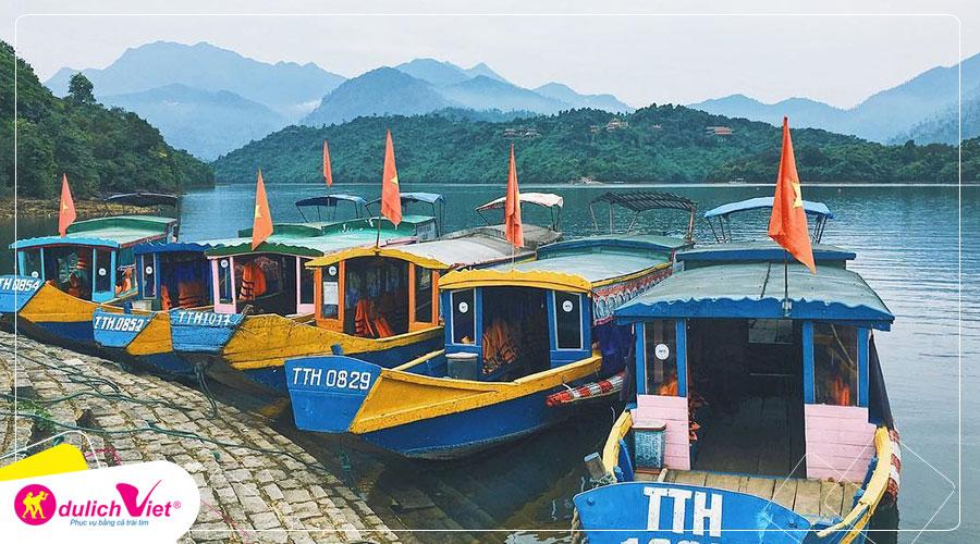 Du lịch Miền Trung - Đà Nẵng - Bà Nà - Huế - Động Thiên Đường 4 ngày Tết dương lịch 2020