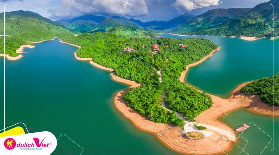 Du Lịch Miền Trung - Đà Nẵng - Huế - Hồ Truồi - Bạch Mã 4 ngày từ Sài Gòn