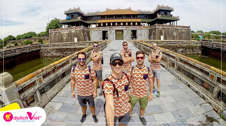 Du lịch Miền Trung - Đà Nẵng - Hội An - Huế - Bạch Mã 4 ngày dịp Tết Âm lịch 2020