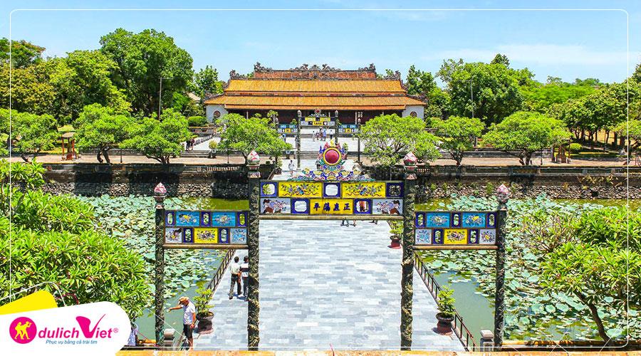 Du lịch Đà Nẵng Tết Nguyên đán 2020 - Bà Nà - Hội An - Huế 4N3Đ từ Sài Gòn