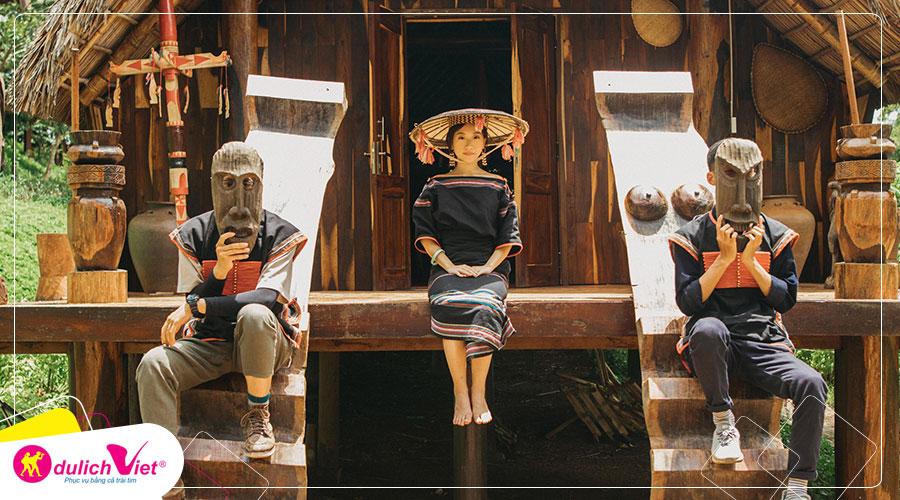 Du lịch Buôn Ma Thuột mùa hoa dã quỳ 3 ngày từ Sài Gòn