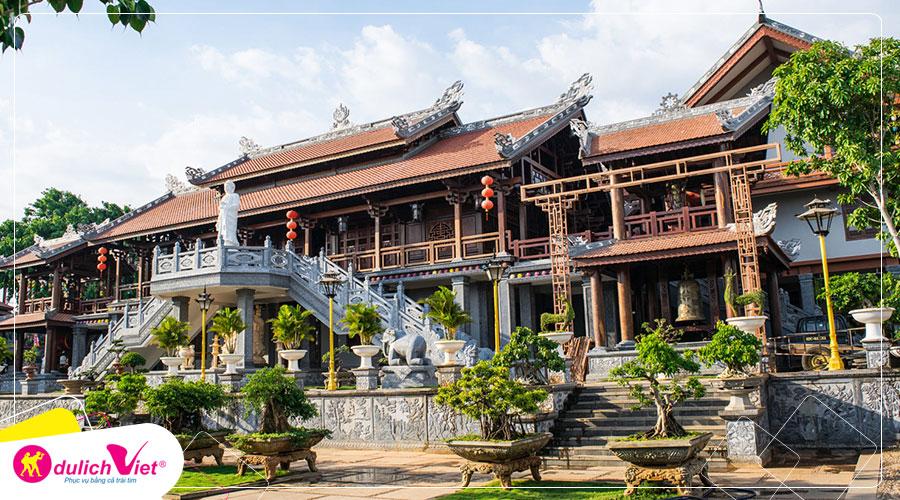 Du lịch Buôn Ma Thuột - Làng Cà Phê Trung Nguyên từ Sài Gòn giá tốt