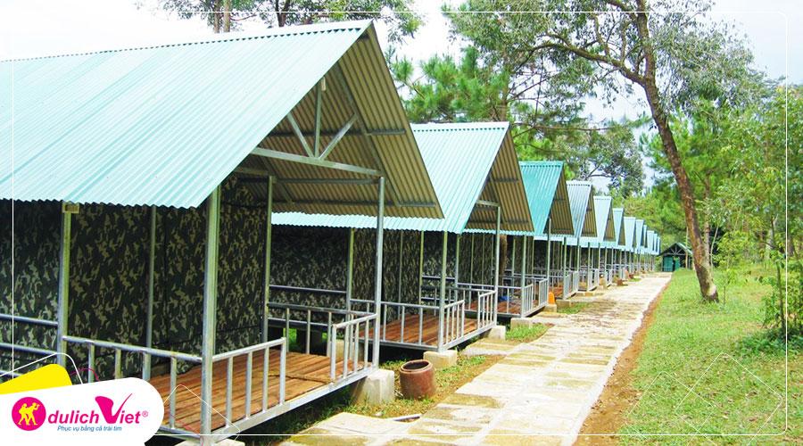 Du lịch Tây Nguyên - Hồ Tà Đùng - Khu Du Lịch Dambri - Tu Viện Bát Nhã từ Sài Gòn