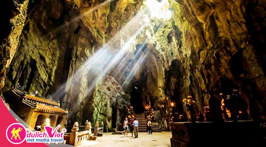 Du lịch Miền Trung - Đà Nẵng - Huế - Lào - Đông Bắc Thái mùa Lễ 30/4 từ Sài Gòn 2019