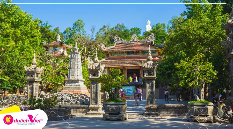 Du lịch Nha Trang - Đà Lạt - Hoa Sơn Điền Trang - Mê Linh Coffee dịp Tết Nguyên Đán 2020