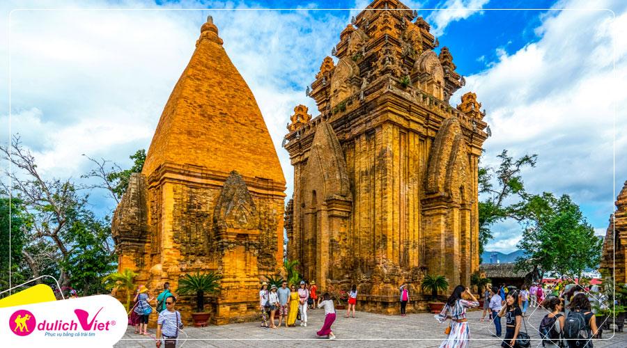 Du lịch Tết Dương Lịch 2020 Nha Trang 3 ngày 3 đêm giá tour tiết kiệm