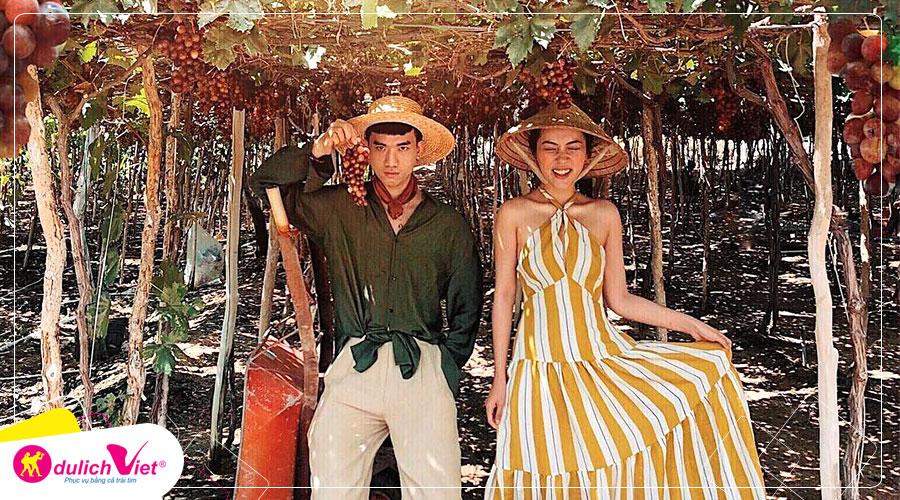 Du lịch Miền Trung - Ninh Chữ - Bình Lập - Bình Ba dịp Hè 3 ngày khởi hành từ Sài Gòn
