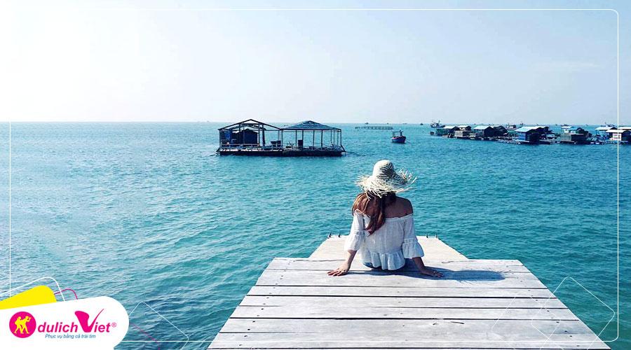 Du lịch Miền Trung - Bình Định - Quy Nhơn - Phú Yên mùa Thu 4 ngày từ Sài Gòn