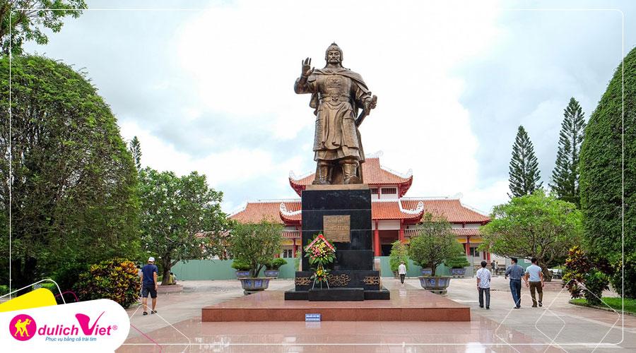 Du lịch Miền Trung - Quy Nhơn - Phú Yên dịp Tết Dương lịch từ Sài Gòn giá tốt