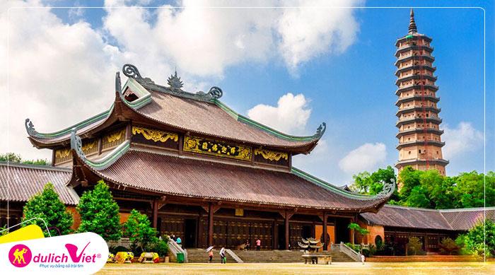 Du lịch Miền Bắc - Hạ Long - Ninh Bình - Tràng An dịp lễ 30/4 từ Sài Gòn 2020