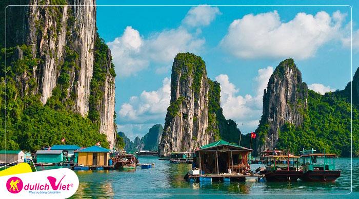 Du lịch Hạ Long - Yên Tử - Hà Nội - Sapa - Fansipan 5 ngày Tết Nguyên Đán từ Sài Gòn