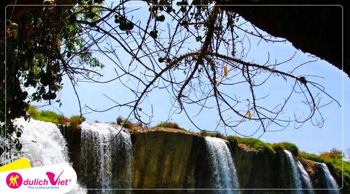 Du lịch Buôn Mê Thuột - Thác D'ray nur – Làng Cà Phê Trung Nguyên 3N2Đ từ Sài Gòn 2020