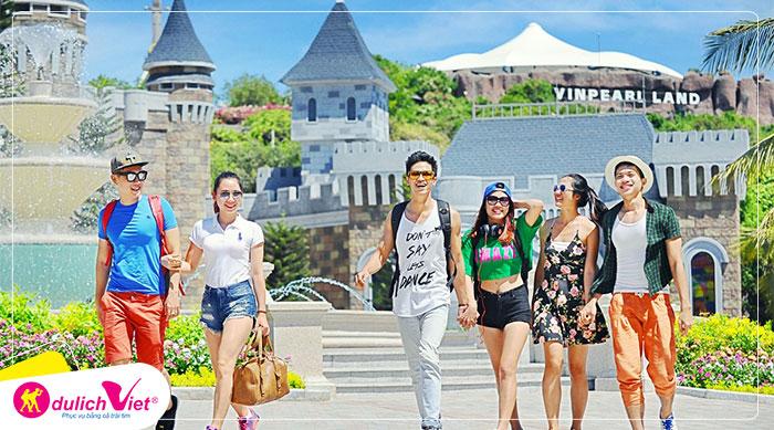 Du lịch Nha Trang - Du ngoạn 4 đảo - Tháp Ponagar - Vinpearland - Nhà thờ đá từ Sài Gòn