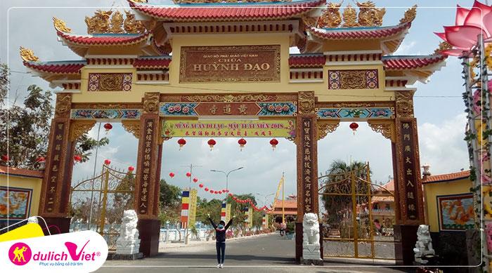 Du lịch Miền Tây - Du lịch Châu Đốc - Rừng Tràm Trà Sư từ Sài Gòn 2020