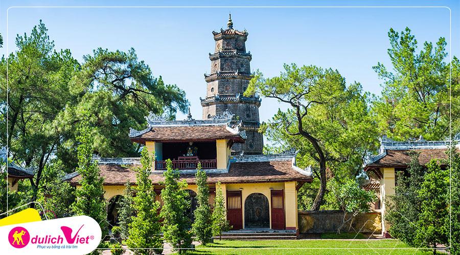 Du lịch Miền Trung - Đà Nẵng - Bà Nà - Hội An - Huế 3N2Đ từ Sài Gòn 2020