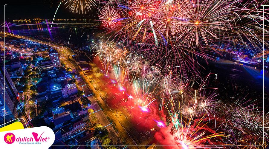 Du lịch Miền Trung - Huế - Động Thiên Đường - Xem pháo hoa Đà Nẵng 5 ngày từ Sài Gòn