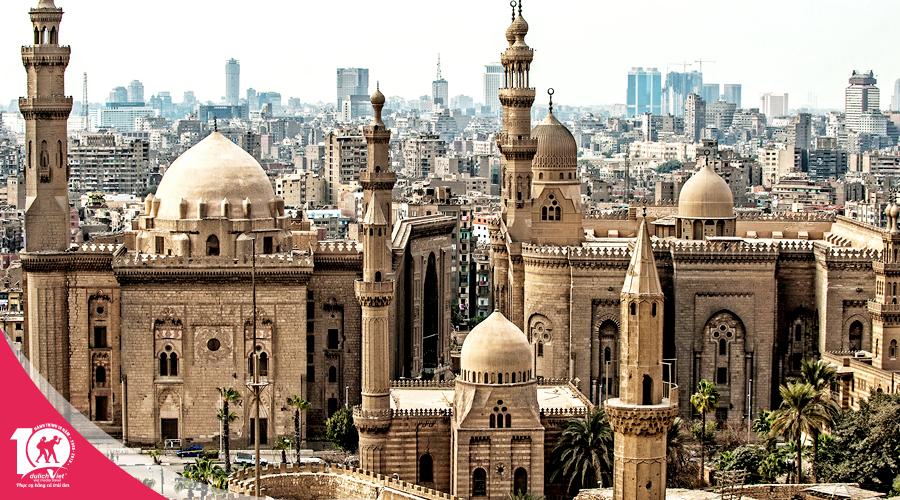 Du lịch Ai Cập mùa Hè 10 ngày 9 đêm khởi hành từ Sài Gòn giá tốt
