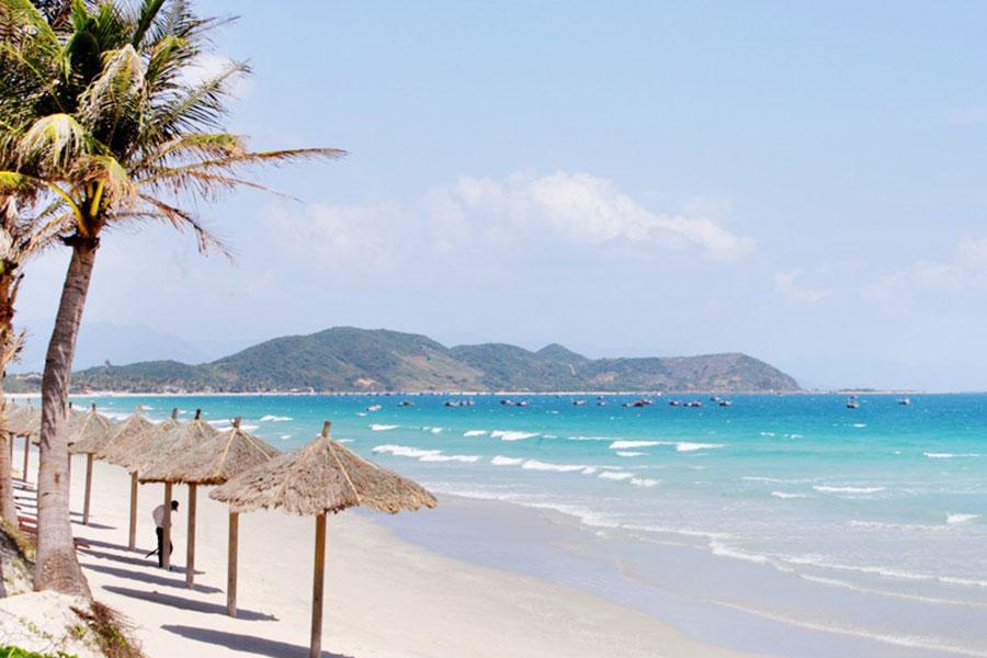 Du lịch Nha Trang - Bãi Dốc Lết