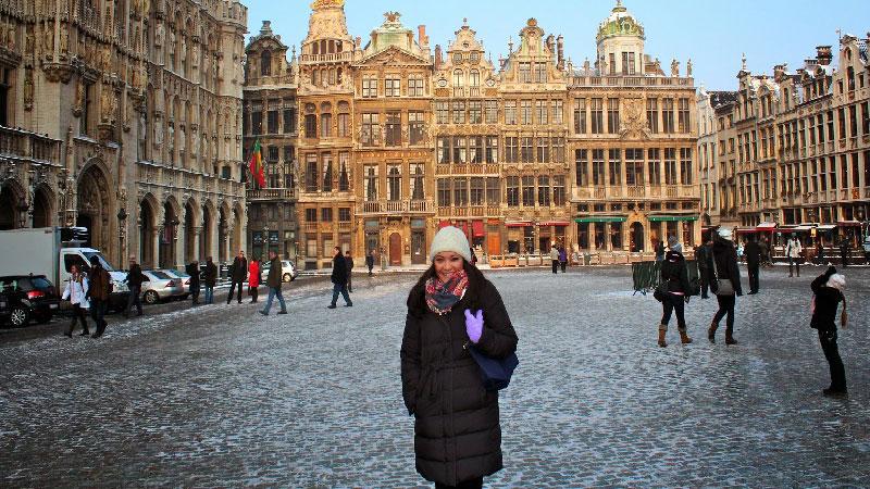 Bạn có thể du lịch Bỉ vào tất cả các mùa trong năm tuỳ theo mục đích và sở thích