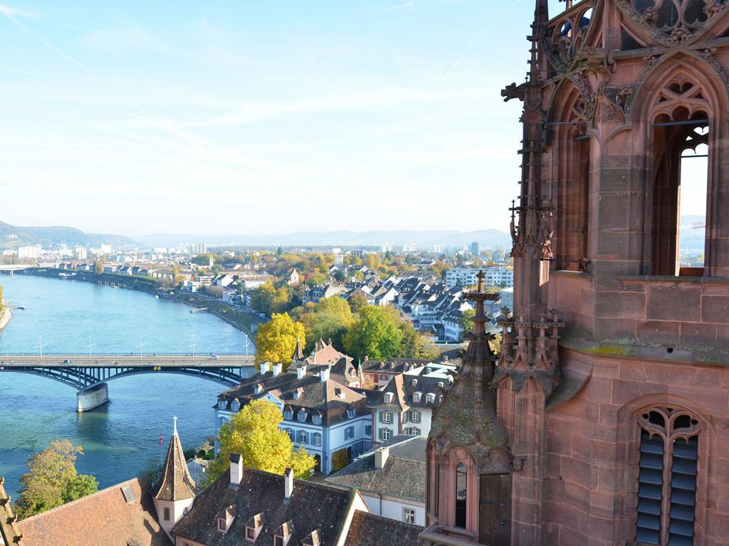 Du lịch Thụy Sĩ - Thành phố Basel