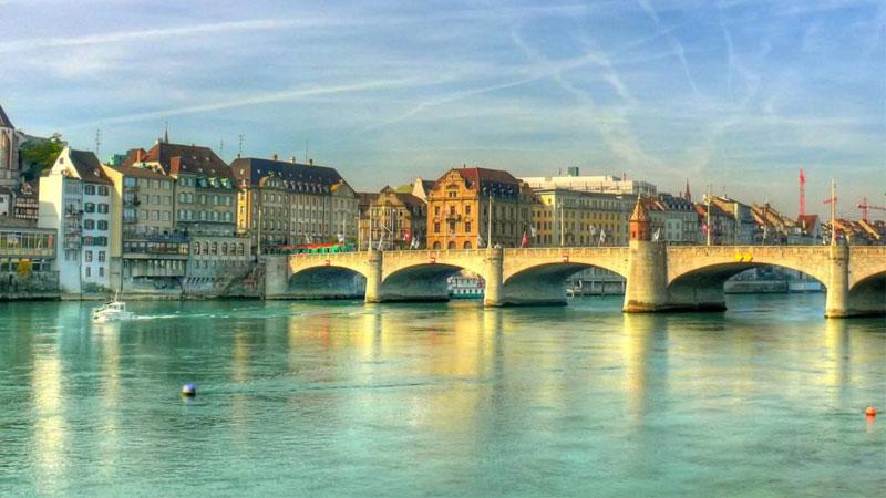 Basel - thành phố lớn thứ ba Thụy Sỹ
