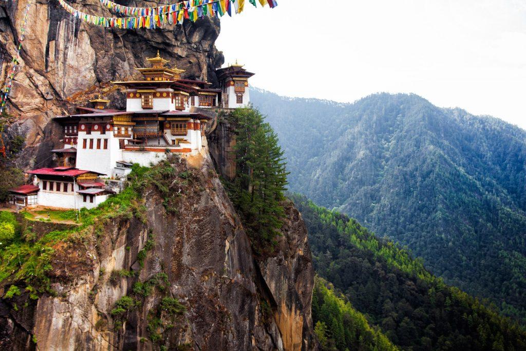 Du lịch Châu Á - Bhutan