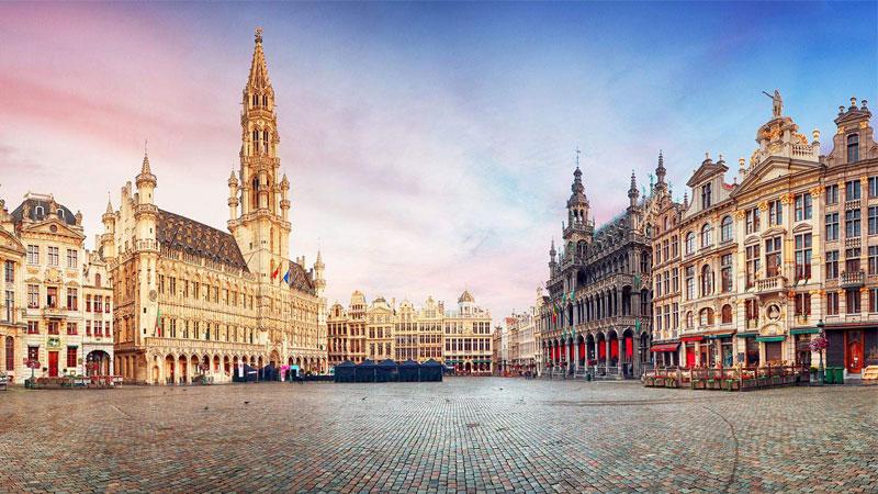 Brussels – Thủ đô của Bỉ, thủ phủ của châu Âu