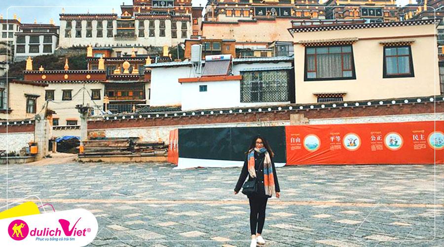 Du lịch Trung Quốc mùa Thu - Côn Minh - Đại Lý - Lệ Giang - Shangrila từ Sài Gòn