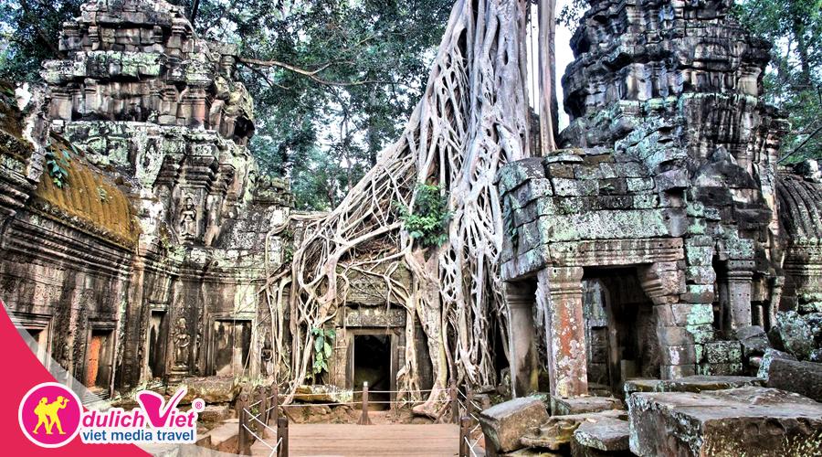 Du lịch Sihanoukville - Đảo Kohrong SaLoem -  Bokor - Phnom Penh dịp lễ 30/4 từ Sài Gòn 2019
