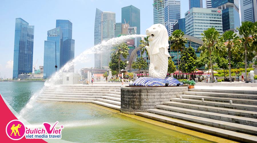 Du lịch Singapore - Sentosa - Garden By The Bay dịp lễ 30/4 từ Sài Gòn giá tốt 2019